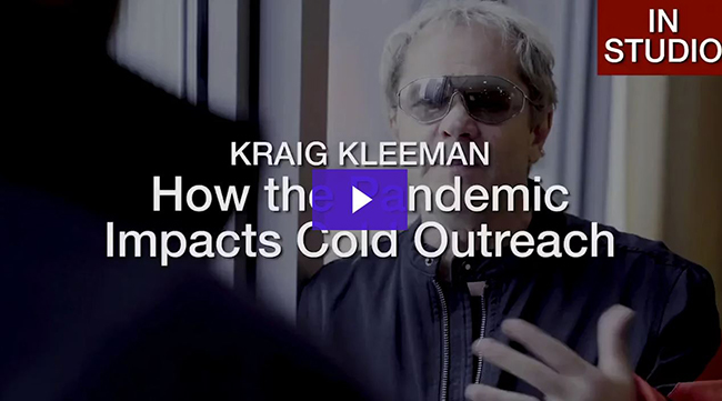 How the Pandemic Impacts Cold Outreach