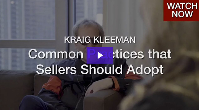 Common Practices that Sellers Should Adopt